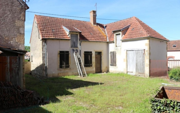 CHEVALIER IMMOBILIER House | ORVAL (18200) | 93 m2 | 154 000 €