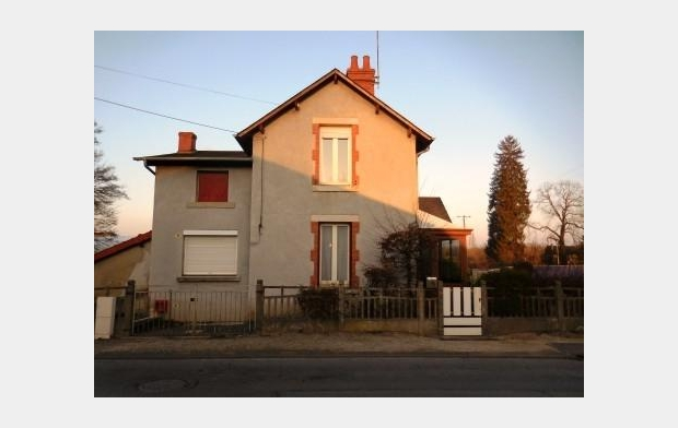 CHEVALIER IMMOBILIER : House | VALLENAY (18190) | 113 m2 | 39 000 €